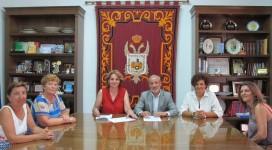 Firma del convenio VERA